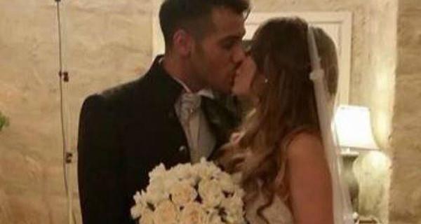 Le parole di Eugenio e Francesca per il matrimonio di Aldo Palmeri e Alessia Cammarota