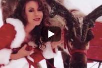 "Canzone di Natale di oggi: ""All I Want For Christmas is You"" di Mariah Carey. Video, testo e traduzione"
