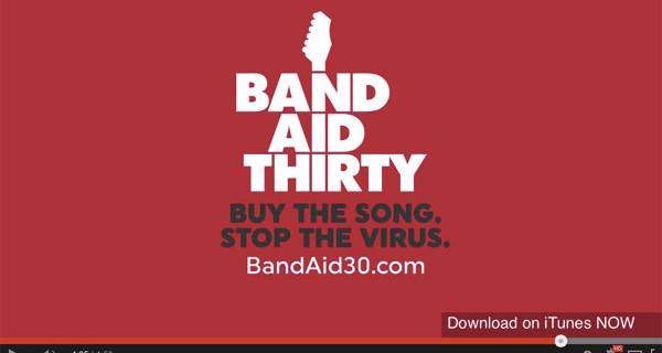 """Canzone di Natale di oggi: """"Do They Know It's Christmas Time"""" di Band Aid 30. La nuova versione del 2014"""