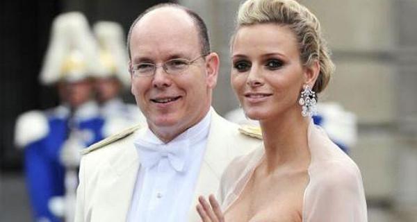 Charlene Wittstock e Alberto Di Monaco finalmente genitori: sono nati i due gemellini