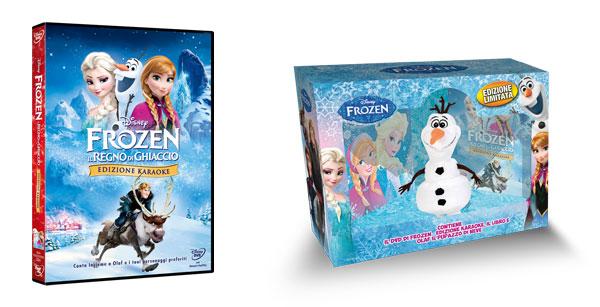 Film Disney: tutte le novità in Dvd e Blu-ray per Natale