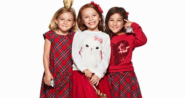 H&M Kids: la collezione per bambini dedicata al Natale