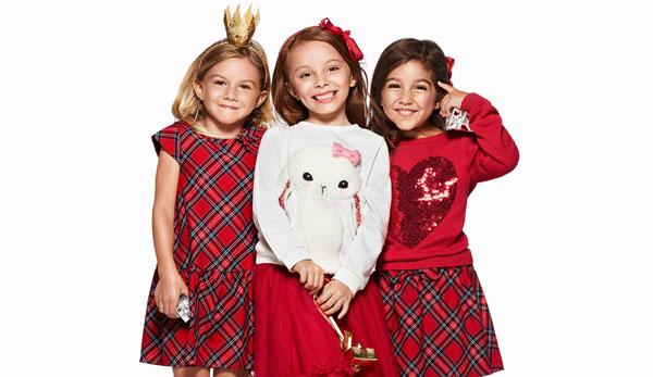 gamma completa di specifiche incontrare nuovi stili abbigliamento natalizio | BimboChic
