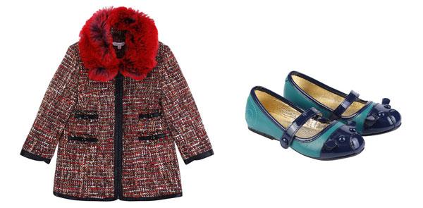 Abbigliamento per Natale: le proposte più belle per bambini delle collezioni Autunno Inverno 2014