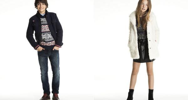 Pepe Jeans Junior: il look per ragazzi per la notte di Capodanno
