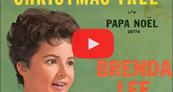 """Canzone di Natale di oggi: """"Rockin' Around the Christmas Tree"""" di Brenda Lee. Video, testo e traduzione"""