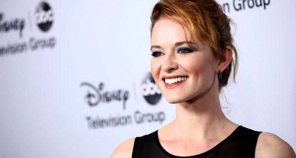 Sarah Drew, April Kepner in Grey's Anatomy, è diventata mamma per la seconda volta