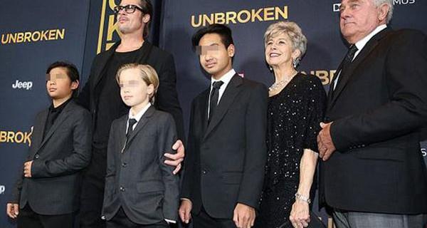 Brad Pitt e Angelina Jolie: ecco perché la piccola Shiloh si veste sempre da maschietto