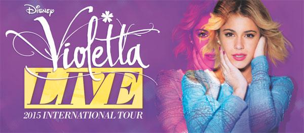 Violetta Live: aggiunta un'altra data. Martina Stoessel sarà anche all'Arena di Verona