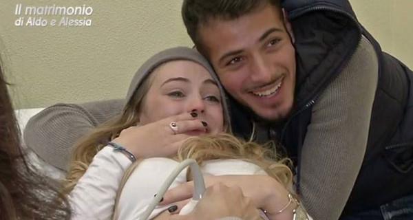 Aldo Palmeri e Alessia Cammarota presto genitori. I preparativi per la nascita del loro bambino