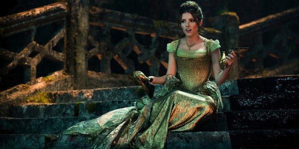 "Anna Kendrick è Cinderella in Into The Woods: ""Sono una Cenerentola controcorrente"""