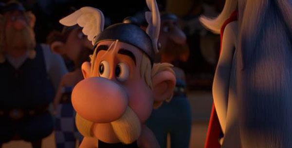 Asterix e il Regno degli Dei, il nuovo film d'animazione in 3D al cinema dal 15 Gennaio