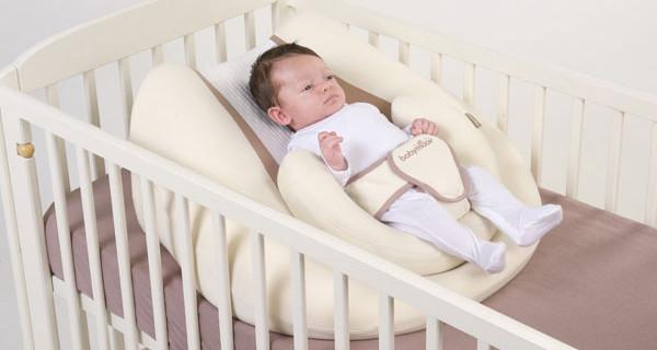 Ergonest di Babymoov: il piano inclinato anti reflusso per bebè da 0 a 36 mesi