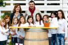 Fracomina Mini a Pitti Bimbo: il recycling game dei bambini con Barbara Gulienetti