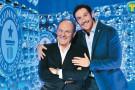 """Gerry Scotti e suo figlio Edoardo alla conduzione dello Show dei Record: """"Buon sangue non mente"""""""