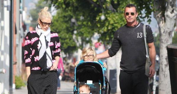 Gwen Stefani: mamma fashion di tre bimbi. Il passeggino che ha scelto per il suo terzo figlio