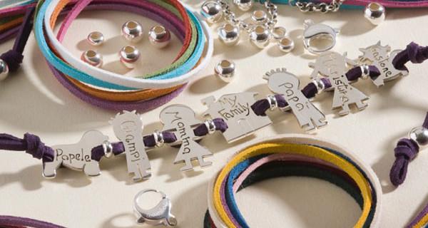 iBamboli a HOMI con i nuovi gioielli per tutta la famiglia