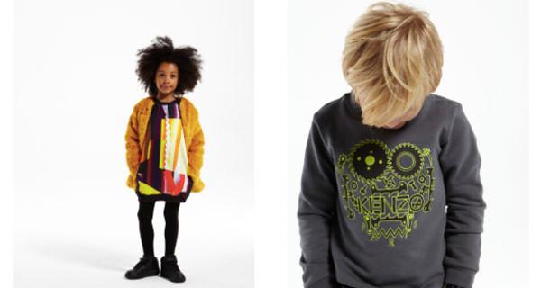 KENZO Kids a Pitti Bimbo con la collezione ispirata al mondo di David Lynch