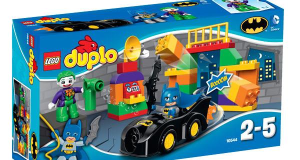 LEGO DUPLO e il set dedicato a Batman e Joker