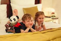 Mandarin Oriental by Paul Smith Junior: presentata la prima collezione di pigiami per bambini