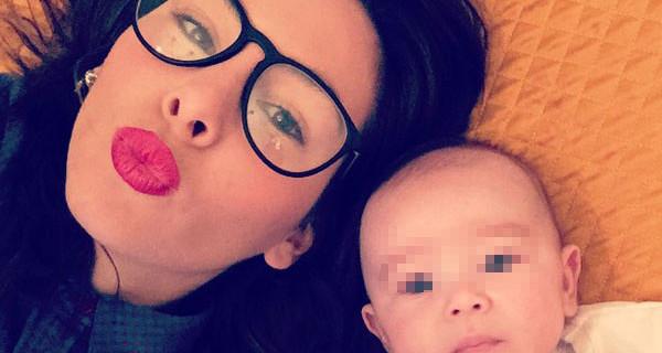 Micol Olivieri, da attrice de I Cesaroni a giovane mamma, mostra come è cambiata la sua vita