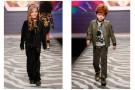 Philipp Plein Junior ha sfilato a Pitti Bimbo: la collezione bambino Autunno Inverno 2015