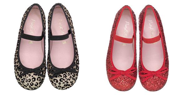 PrettyBallerinas for Princess: a Pitti Bimbo le nuove ballerine della collezione FW 15/16