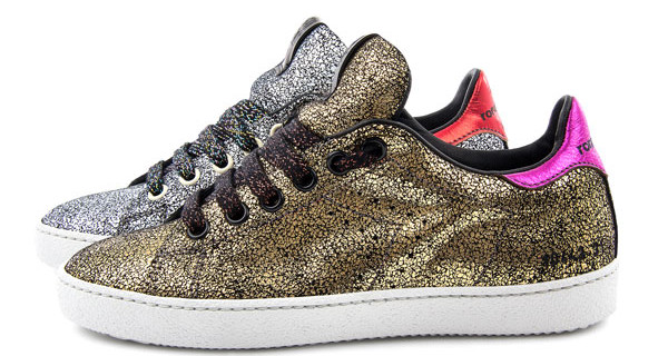 Rondinella presenta le scarpe per bambine: ecco le nuove sneakers glitterate