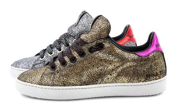 Rondinella presenta le scarpe per bambine  ecco le nuove sneakers  glitterate  df1e1303d22