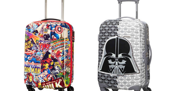 Valigie per bambini: i modelli dedicati ai personaggi Disney, Marvel e di Star Wars