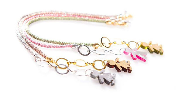 Birikini Rainbow: i colorati gioielli pensati per il Carnevale delle bambine