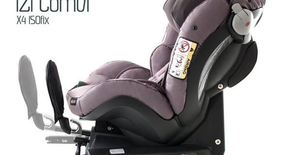 BESafe presenta il sicuro seggiolino per auto: ecco iZi Combi X4 ISOfix