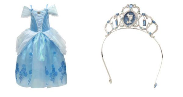 Costumi di Carnevale per bambine: i travestimenti da principessa firmati Disney