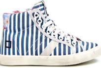 D.A.T.E. KIDS: le sneakers della prossima estate sono tutte a righe!