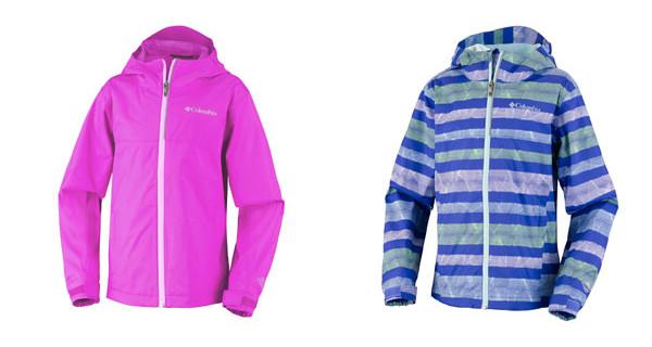 Columbia presenta la nuova giacca impermeabile per bambini: perfetta per il cambio di stagione