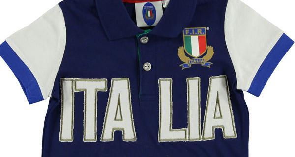 iDO sostiene la Nazionale Italiana di Rugby: la linea di abbigliamento junior