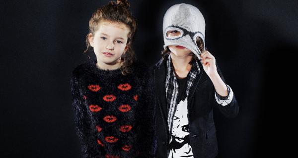 IKKS Kid: la nuova collezione affronta le temperature invernali con dettagli eleganti, rock e fun