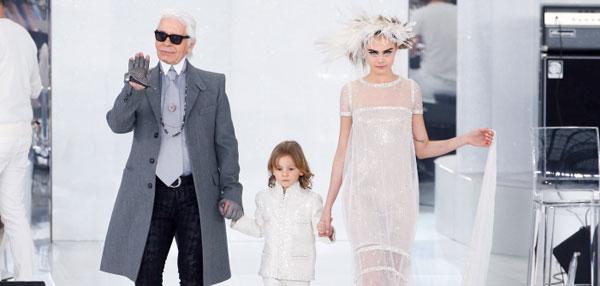 La Maison Karl Lagerfeld lancia la sua linea per bambino: collezione disponibile dal 2016