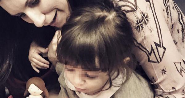 Buon compleanno Paola! Laura Pausini festeggia i due anni della sua bimba