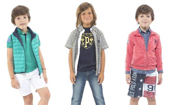 U.S. Polo Assn.  la collezione PE2015 per bambini che ricorda quella dei  papà 118e608a4b4