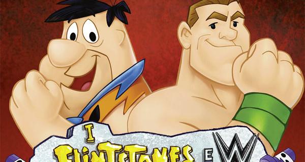 I Flintstones e WWE: Botte da Orbi. Arriva il nuovo DVD per tutta la famiglia