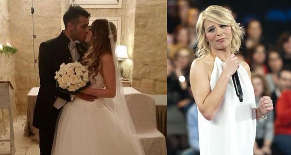 """Aldo e Alessia: """"Quando abbiamo detto a Maria De Filippi che ci saremmo sposati…"""""""