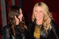 Michelle Hunziker al nono mese di gravidanza: il suo look Premaman firmato Versace