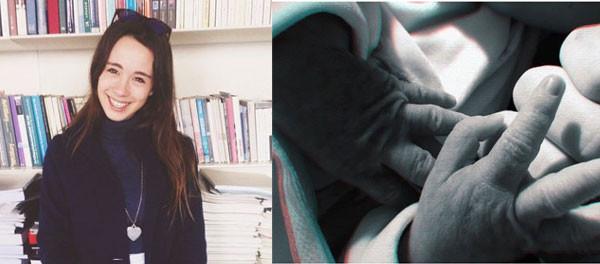 Aurora Ramazzotti parla della nascita della sua terza sorellina, Celeste Trussardi