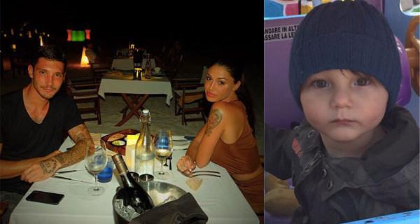 Belen Rodriguez e Stefano De Martino in vacanza da soli: ecco dov'è Santiago