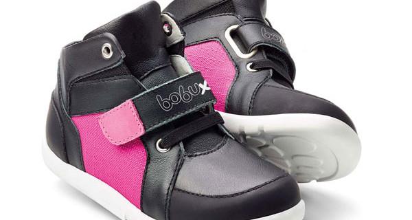 Scarpine alla moda per neonati: sono arrivate le nuove X Range di BOBUX