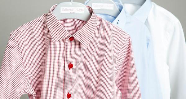 Tailored Love: la camicia su misura per le mamme e per i loro bambini