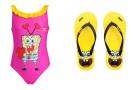 In piscina con SpongeBob! Costumi e accessori per bambini firmati Arena