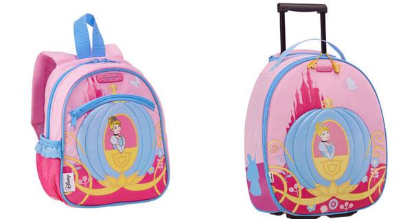 Disney by Samsonite: arrivano le valigie dedicate a Cenerentola