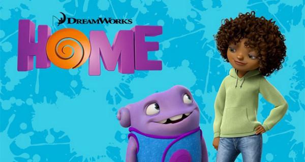 Al cinema arriva Home: la commovente amicizia tra un alieno e una bambina